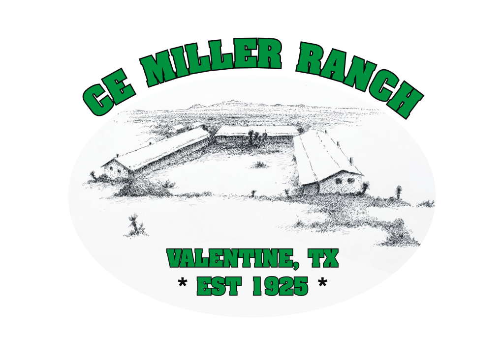 ce miller ranch logo